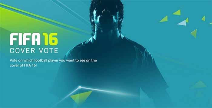 Quem se Junta a Messi na Capa de FIFA 16 ?