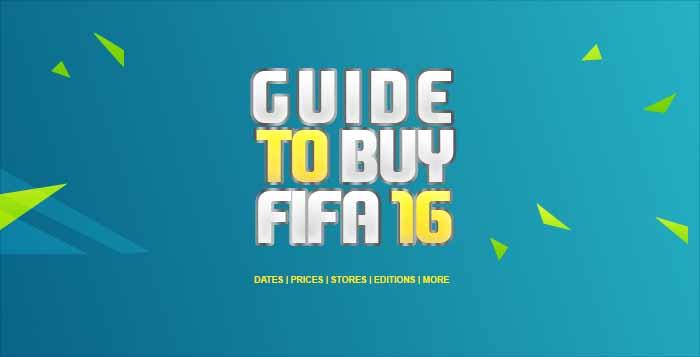 Guia para Comprar FIFA 16 – Preços, Edições e Datas