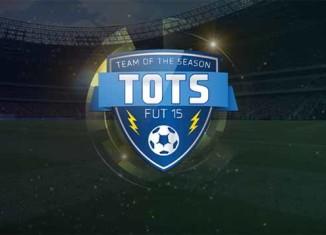 Todos os Jogadores TOTS de FIFA 15
