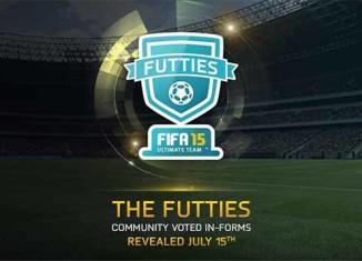 Vencedores dos FUTTIES 2015 - Os Óscares de FIFA 15