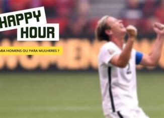 FIFA 16 é para Homens ou para Mulheres ?