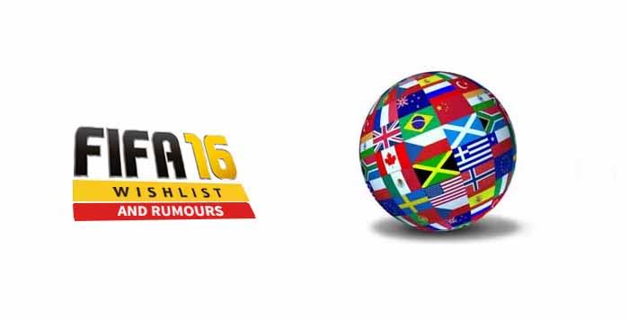 Rumores e Desejos para FIFA 16: Novas Ligas