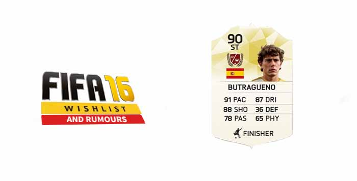 Rumores e Desejos para FIFA 16: Ratings de Jogadores