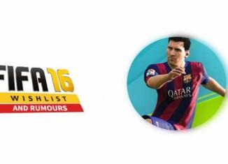 Rumores e Desejos para FIFA 16: Melhorias e Inovações