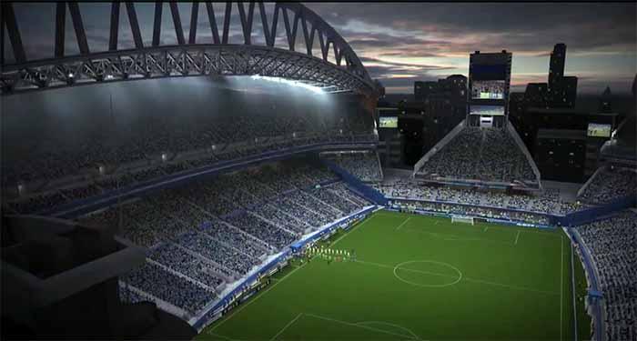 Stadiums List of FIFA 16