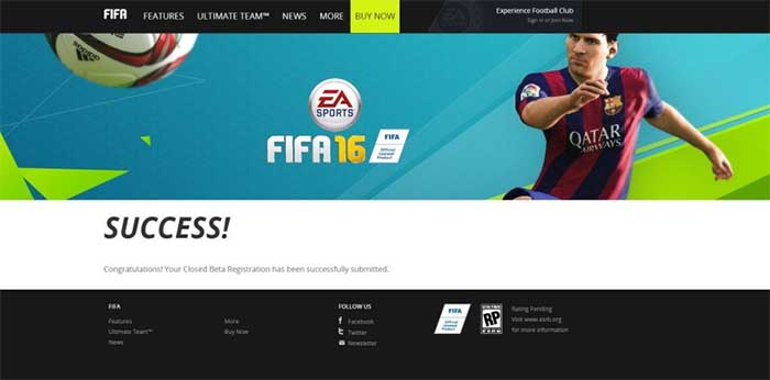 FIFA 16 Closed Beta Explained