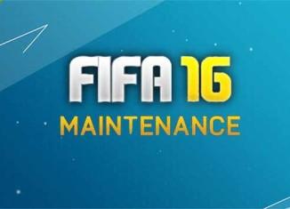 Todas as Manutenções de FIFA 16