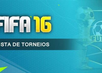 Todos os Torneios de FIFA 16 Ultimate Team