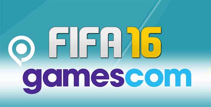 Apresentação de FIFA 16 na Gamescom 2015