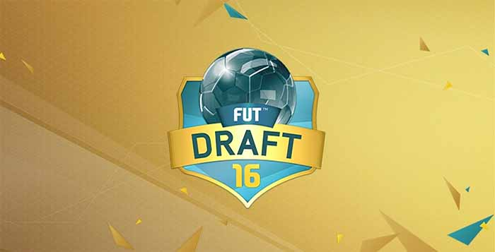 FIFA 16 Ultimate Team Draft Explicado