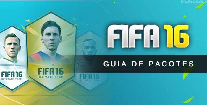 Guia de Compra de Pacotes para FIFA 16 Ultimate Team