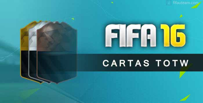 Guia de Cartas TOTW de FIFA 16 Ultimate Team