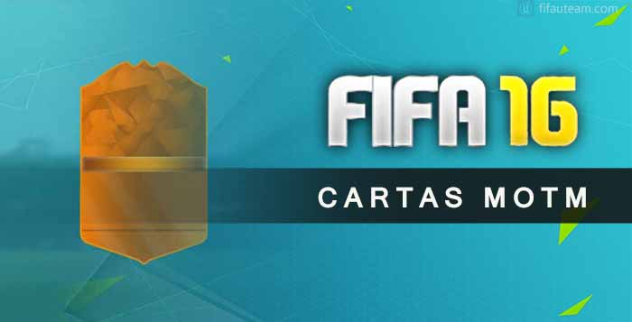 Guia de Cartas MOTM de FIFA 16 Ultimate Team