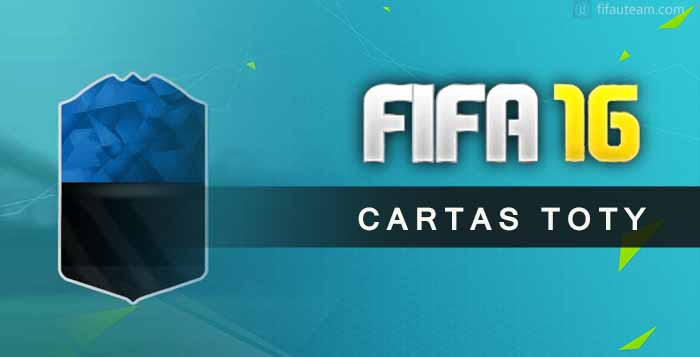 Guia de Cartas TOTY de FIFA 16 Ultimate Team