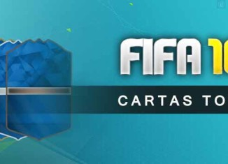 Guia de Cartas TOTS de FIFA 16 Ultimate Team