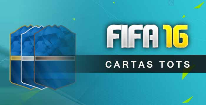 Guia de Cartas TOTS de FIFA 16 Ultimate Team