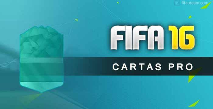 Guia de Cartas de Jogadores Profissionais de FIFA 16 Ultimate Team