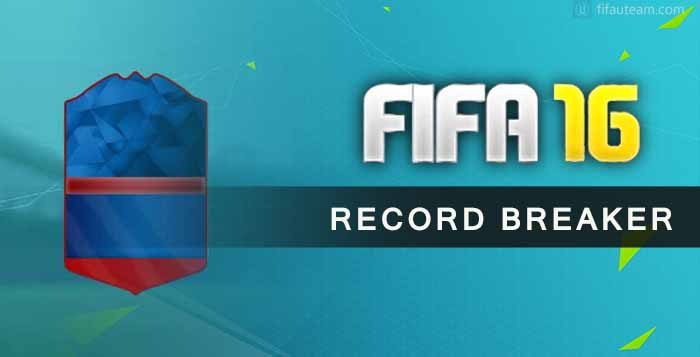 Guia de Cartas de Recordistas de FIFA 16 Ultimate Team