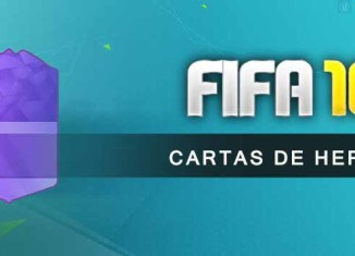 Guia de Cartas de Heróis de FIFA 16 Ultimate Team