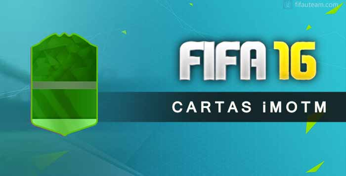 Guia de Cartas iMOTM de FIFA 16 Ultimate Team