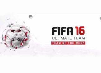 TOTW de FIFA 16 - Todas as Equipa da Semana de FUT 16