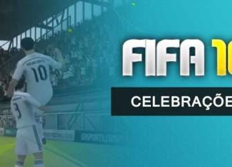 Guia de Celebrações de FIFA 16