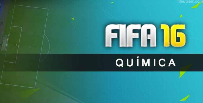 Guia de Química para FIFA 16 Ultimate Team