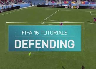 Dicas de Gameplay para FIFA 16: Tutorial de Defesa