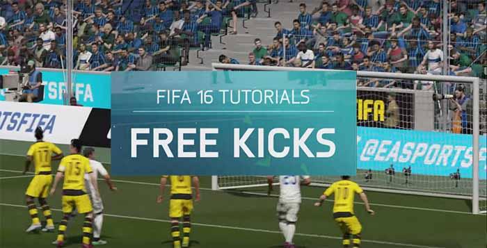 Dicas de Gameplay para FIFA 16: Tutorial de Faltas