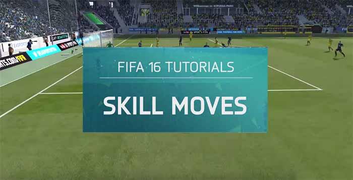 Dicas de Gameplay para FIFA 16: Tutorial de Skill Moves