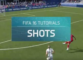 Dicas de Gameplay para FIFA 16: Tutorial de Remates