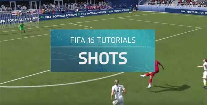 Dicas de Jogo de FIFA 16 - Remates