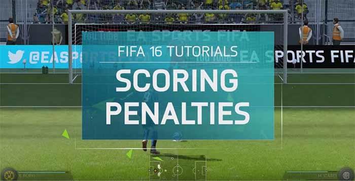 Dicas de Jogo de FIFA 16 - Penaltis