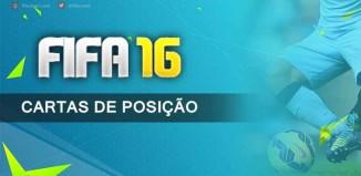 Guia de Cartas de Mudança de Posição para FIFA 16