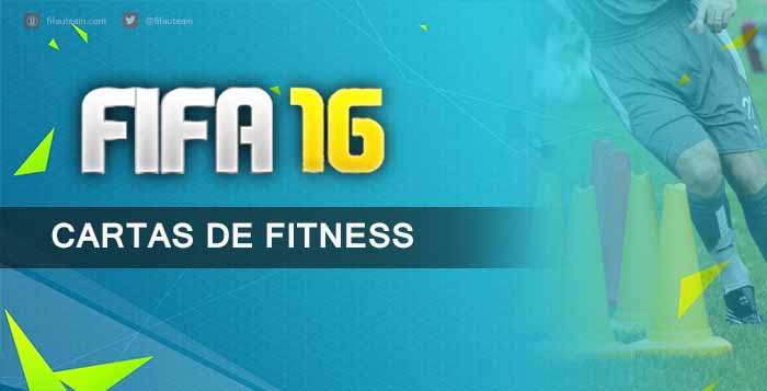 Guia de Cartas de Fitness para FIFA 16 Ultimate Team