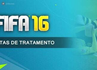 Guia de Cartas de Tratamento para FIFA 16 Ultimate Team