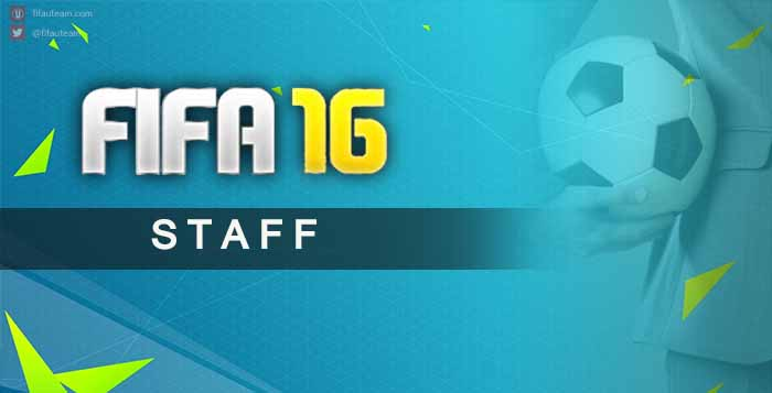 Guia de Staff para FIFA 16 Ultimate Team