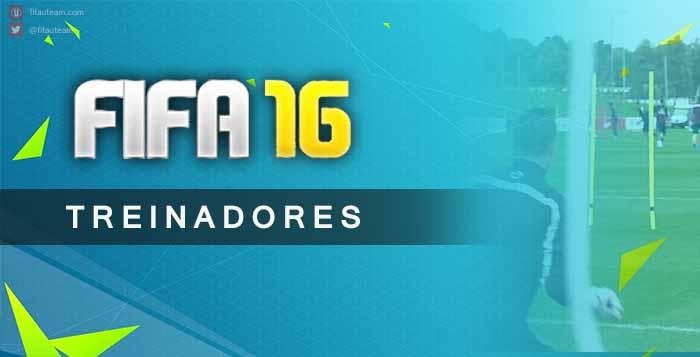 Guia de Treinadores para FIFA 16 Ultimate Team