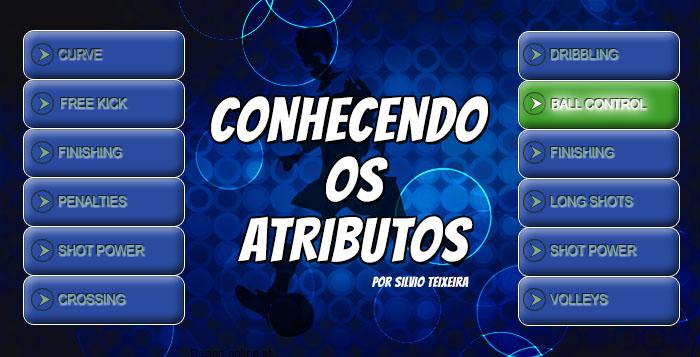 Atributos de FIFA 16: Ball Control