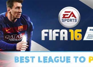 Melhores Ligas para Jogar FIFA 16 Ultimate Team