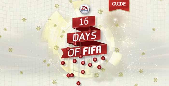 16 Dias de FIFA - Perguntas e Respostas