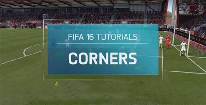 Dicas de Gameplay para FIFA 16: Cantos