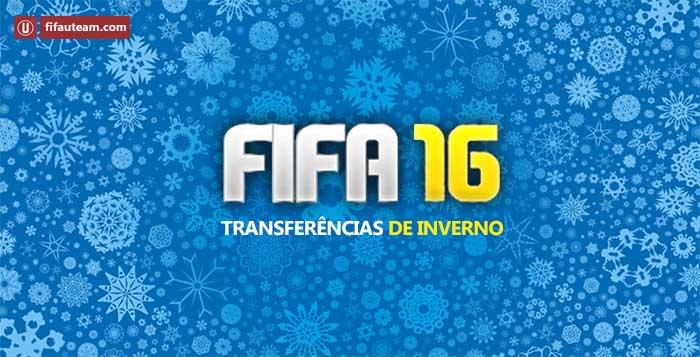 Lista de Transferências de Inverno de FIFA 16 Ultimate Team
