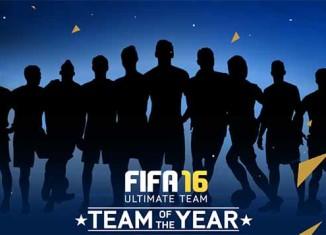 TOTY de FIFA 16 - Os Melhores Jogadores de 2015
