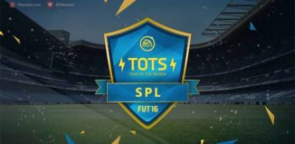 Team of the Season da Saudi Professional League de FIFA 16