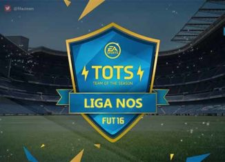 Team of the Season da Liga NOS de FIFA 16