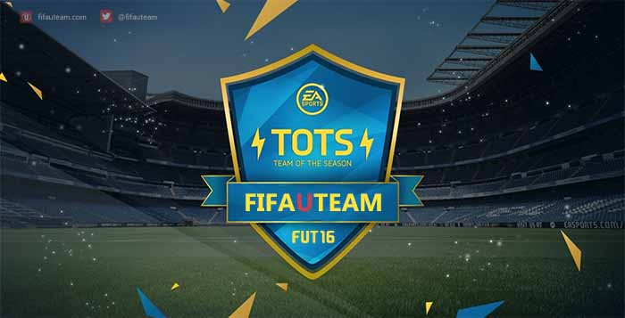Team of the Season de FIFA 16 de FIFAUTeam