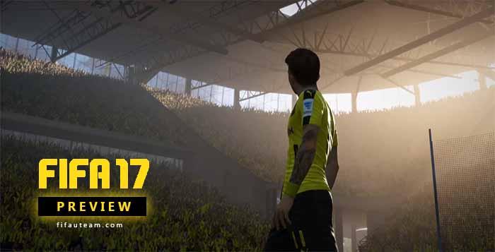 Preview de FIFA 17: 20 coisas que já sabemos sobre o jogo