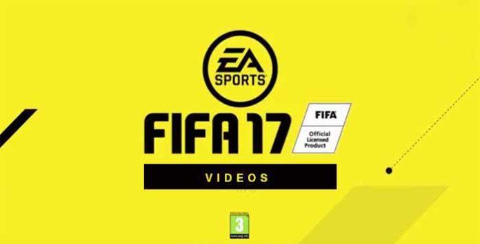 Trailers, Teasers e Videos Oficiais de FIFA 17