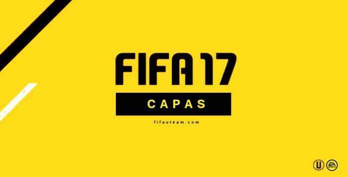 Capas de FIFA 17 - Todas as Covers Oficiais de FIFA 17